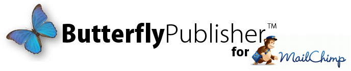 Butterfly Publisher for MailChimp